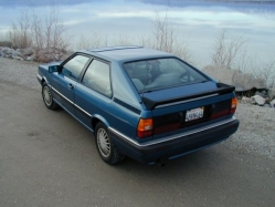 chrislls 1986 Audi Coupe
