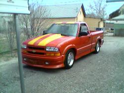 davidh10s 2001 Chevrolet S10 Regular Cab