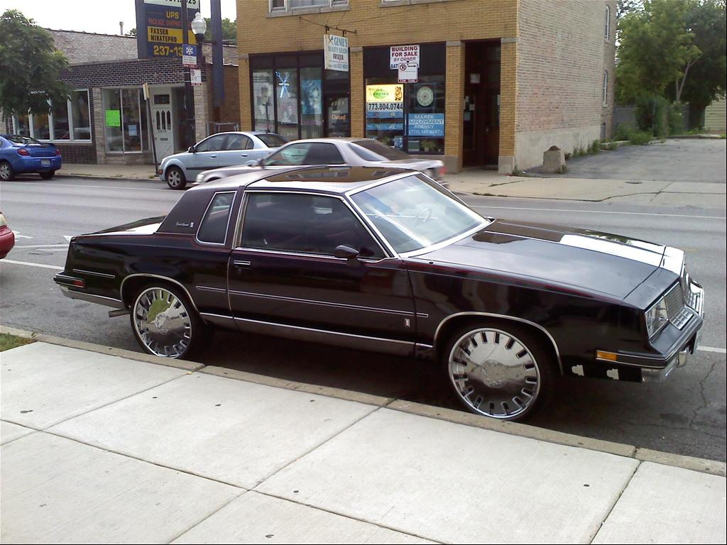 Cutlass Supreme For Sale in Chicago il Cutlass Supreme Chicago