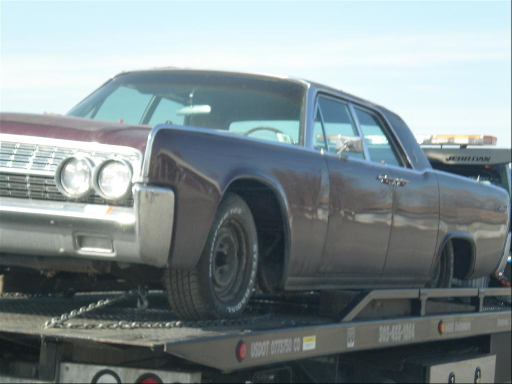 Paul's Lincoln Continental