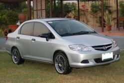 vincentbryan 2006 Honda City