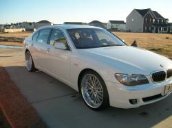 dzle3s 2006 BMW 7 Series