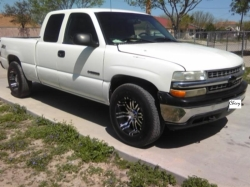 manny-3s 1999 Chevrolet Silverado 1500 Regular Cab