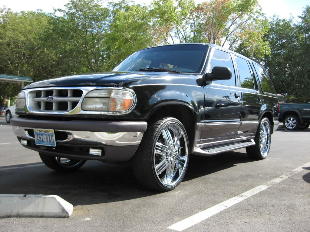 1997 ford explorer sport specifications. Black Bedroom Furniture Sets. Home Design Ideas