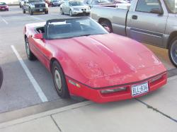 bonedaddy69s 1987 Chevrolet Corvette