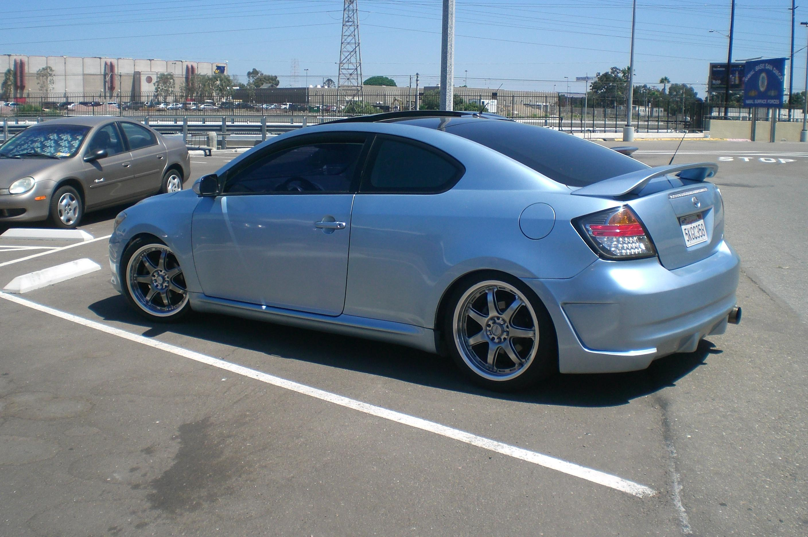 2005 toyota scion tc 2d hatchback coupe. Black Bedroom Furniture Sets. Home Design Ideas