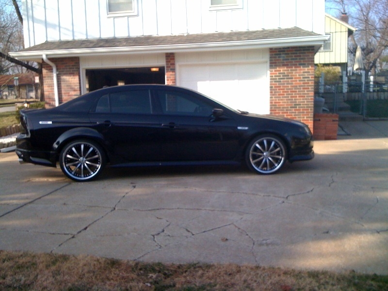 clayboy74 39 s 2004 acura tl in kansas city mo. Black Bedroom Furniture Sets. Home Design Ideas