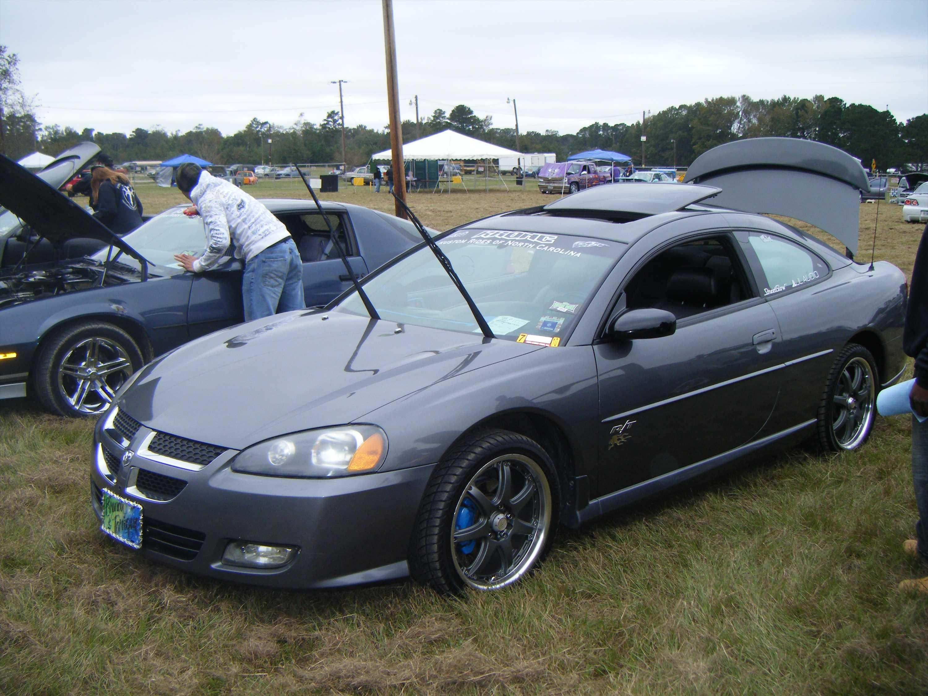 Sixx03stratus 2003 Dodge Stratusr T Coupe 2d Specs Photos