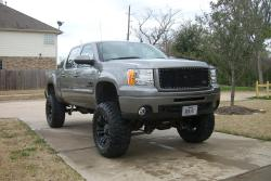 txsoldier281's 2009 GMC Sierra