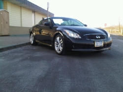 louiem35xmans 2009 Infiniti G