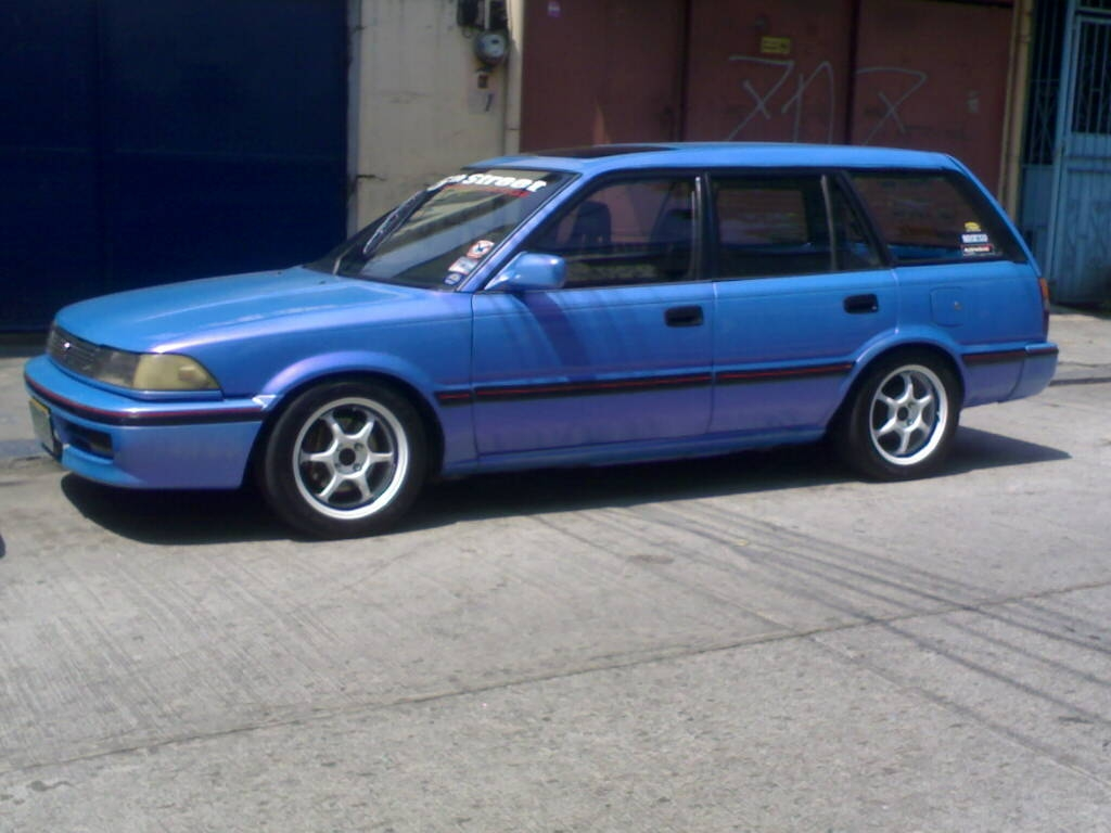 Another pochie 1990 Toyota Corolla post... - 14300078