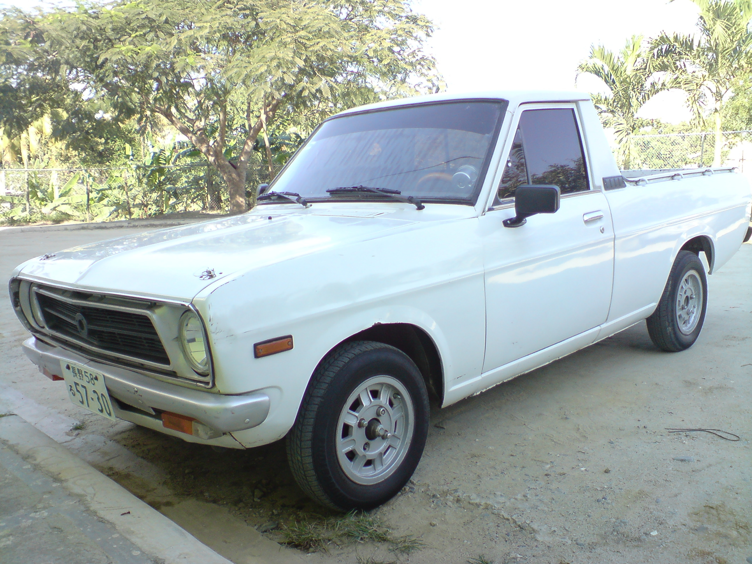Another mpower46 1992 Datsun 1200 post... - 14300139
