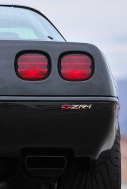 MightyZR-1 1990 Chevrolet Corvette