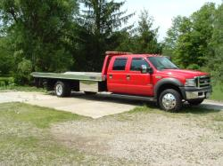 ford300g 2005 Ford F550 Super Duty Crew Cab & Chassis