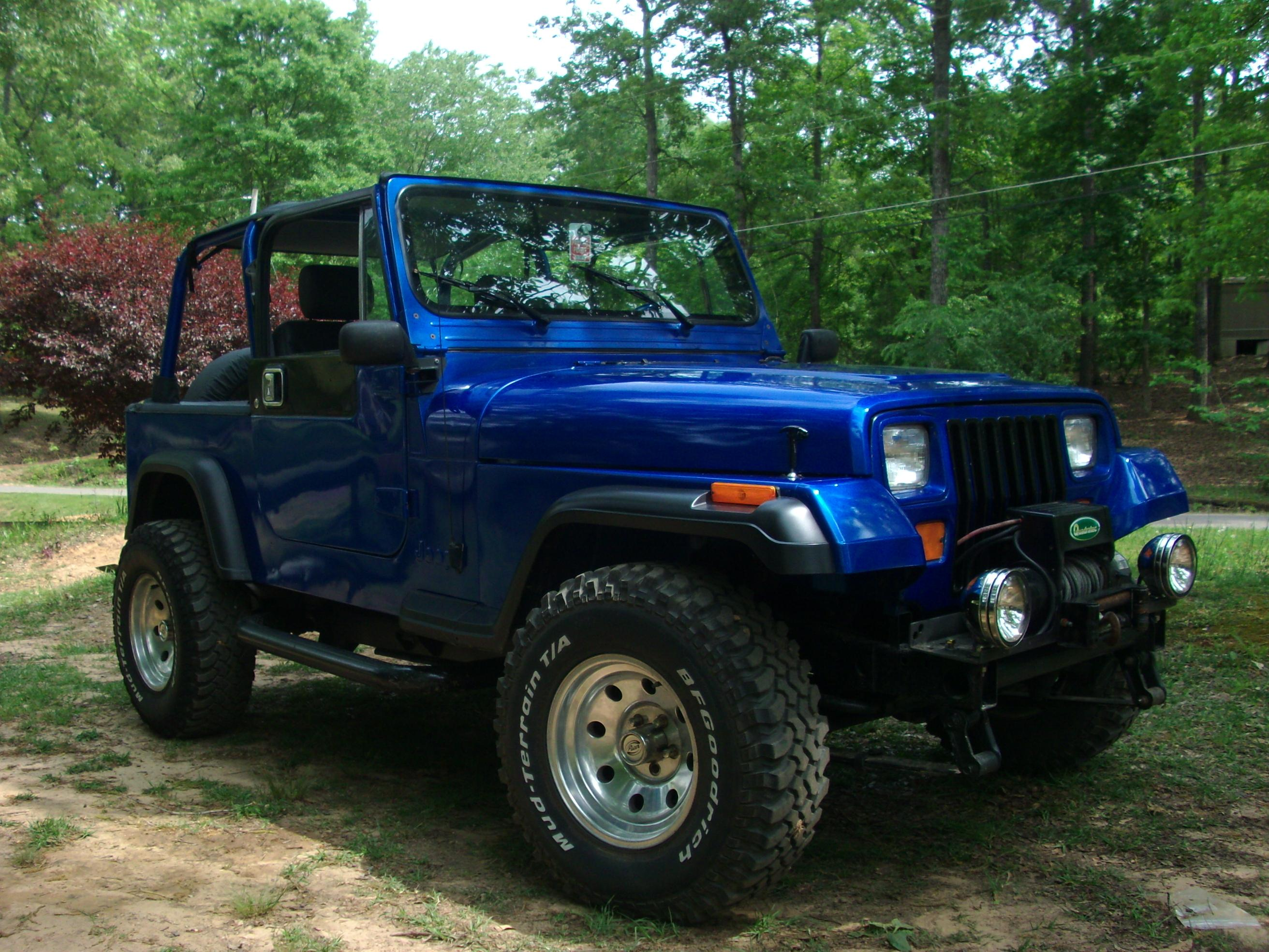 Kristennycole 1992 Jeep Wrangler Specs, Photos