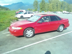 HotHeadRacings 1994 Ford Taurus