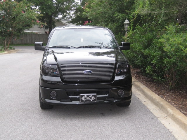 Narvelous1 2008 Ford F150 Regular Cab