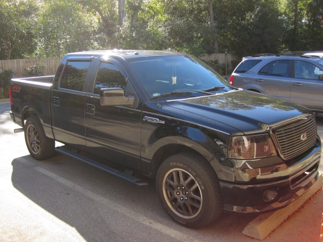 Narvelous1 2008 Ford F150 Regular Cab 14302119