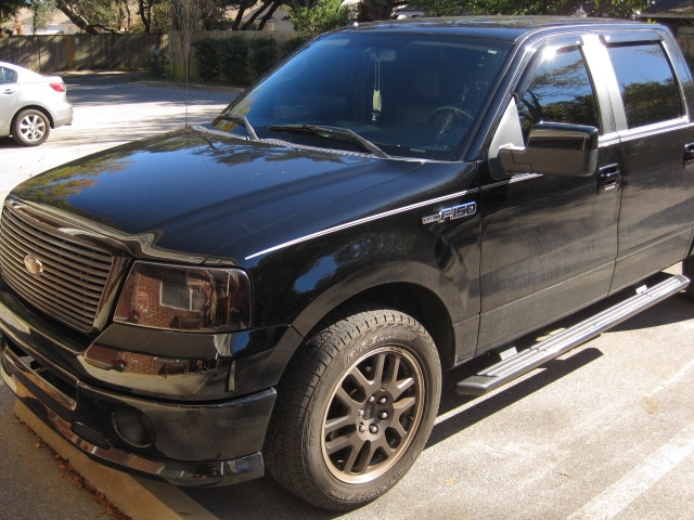 Narvelous1 2008 Ford F150 Regular Cab 14302120