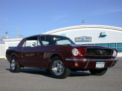 HotRodHoneys 1966 Ford Mustang