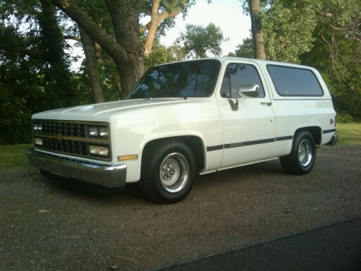 Another CLASSIC_87 1982 Chevrolet Blazer post... - 14302270