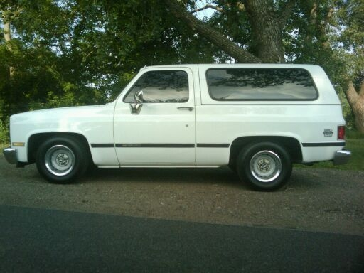 Another CLASSIC_87 1982 Chevrolet Blazer post... - 14302272