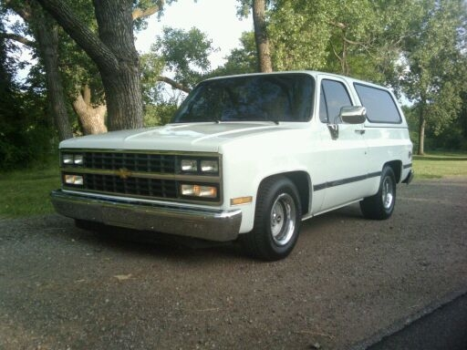 Another CLASSIC_87 1982 Chevrolet Blazer post... - 14302273
