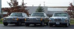 Fisheadstew 1985 Mercedes-Benz 300D