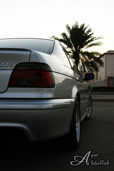 Another KISS0EVO 2001 BMW 5 Series post... - 14302751
