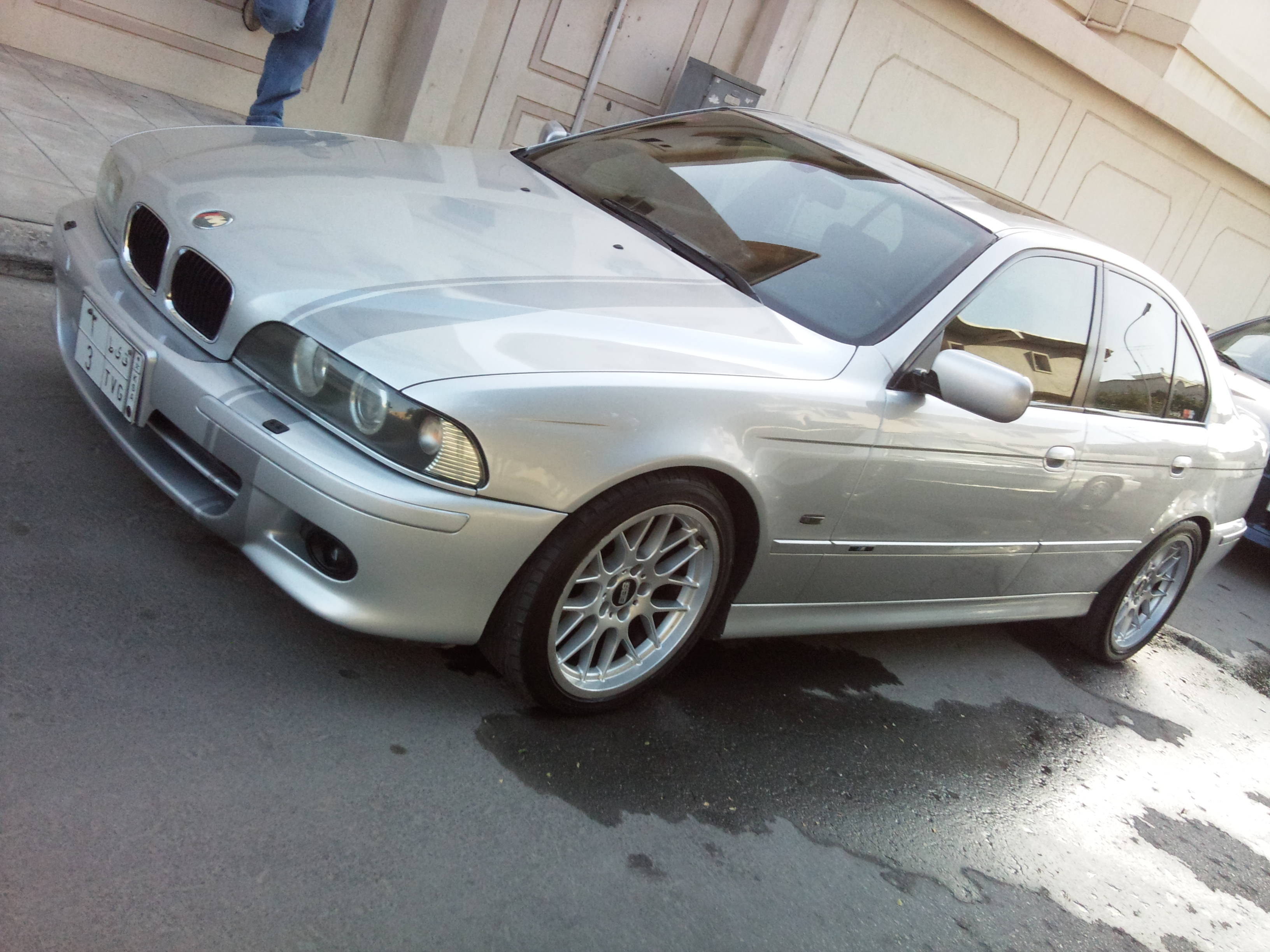 Another KISS0EVO 2001 BMW 5 Series post... - 14302755