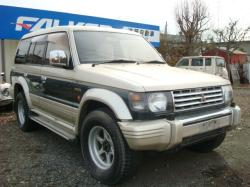 74BRIKs 1993 Mitsubishi Pajero