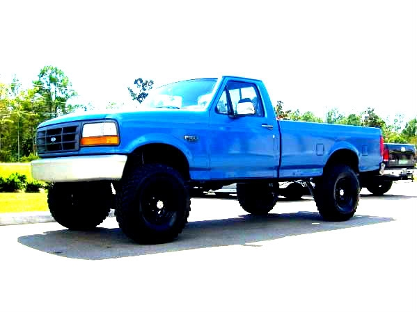 Another kelseyrae 1993 Ford F150 Regular Cab post... - 14303028
