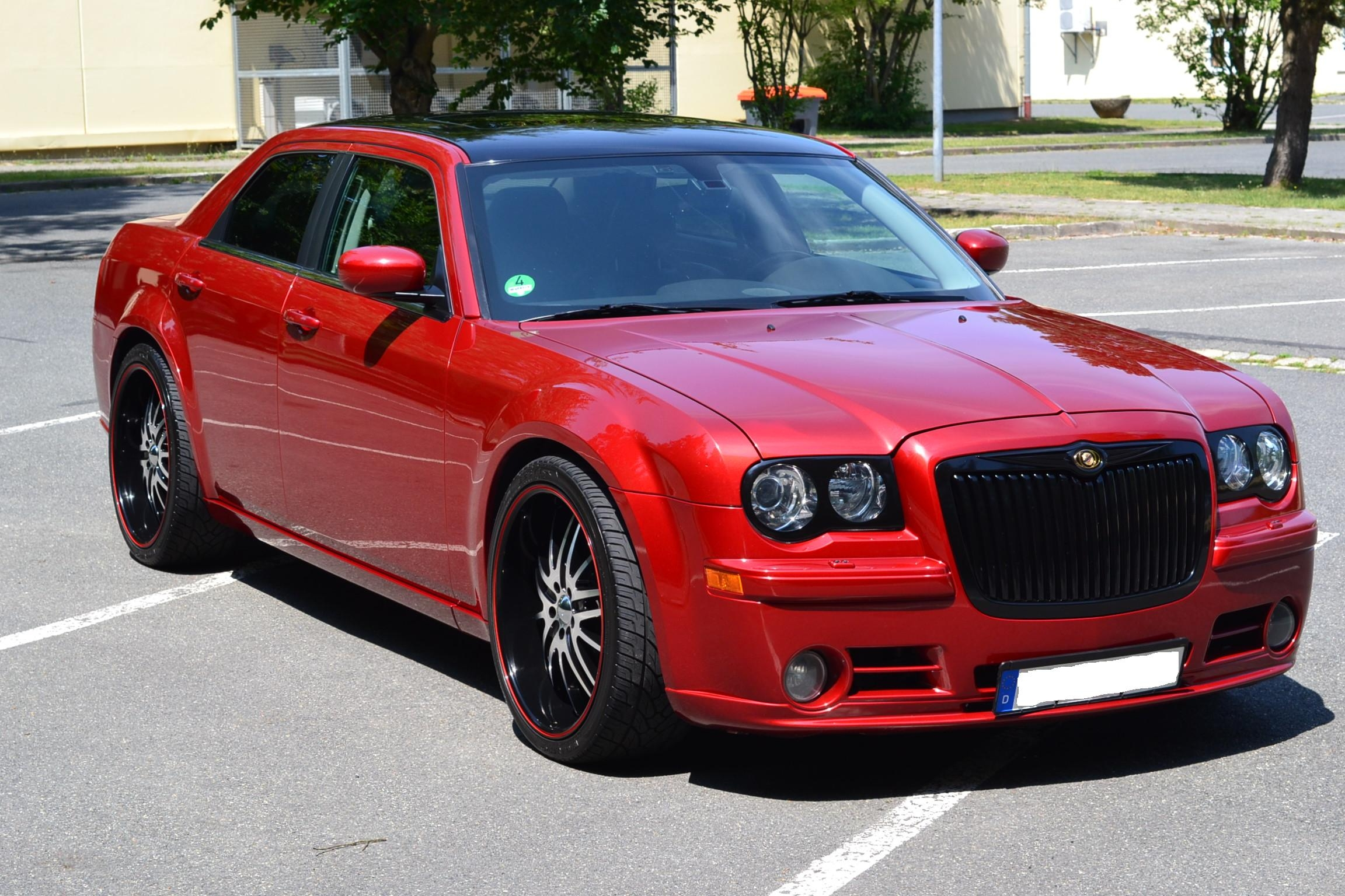 rtjackson76 2007 chrysler 300 specs photos modification. Black Bedroom Furniture Sets. Home Design Ideas