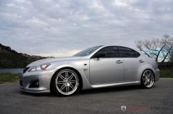 Strasse_Forged 2008 Lexus IS F