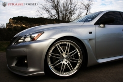 Strasse_Forgeds 2008 Lexus IS F