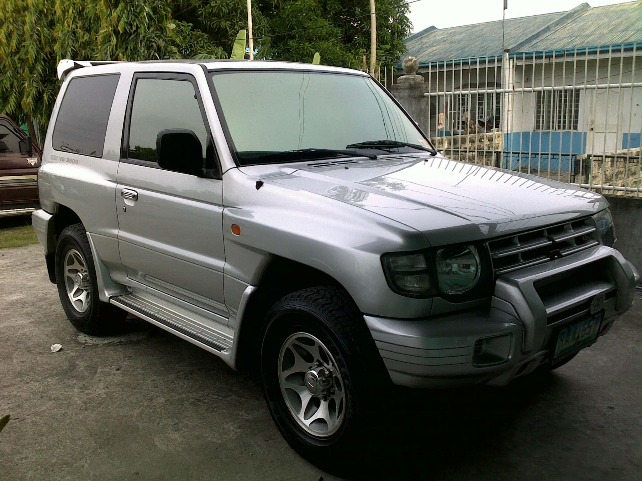 Another miko10 2001 Mitsubishi Pajero post... - 14305045