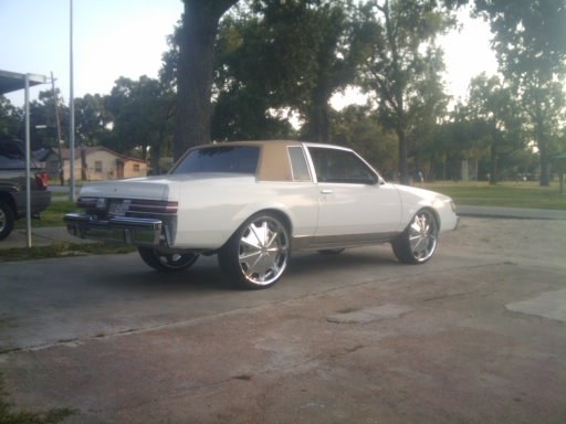 TEXAZMADE713's 1985 Buick Regal
