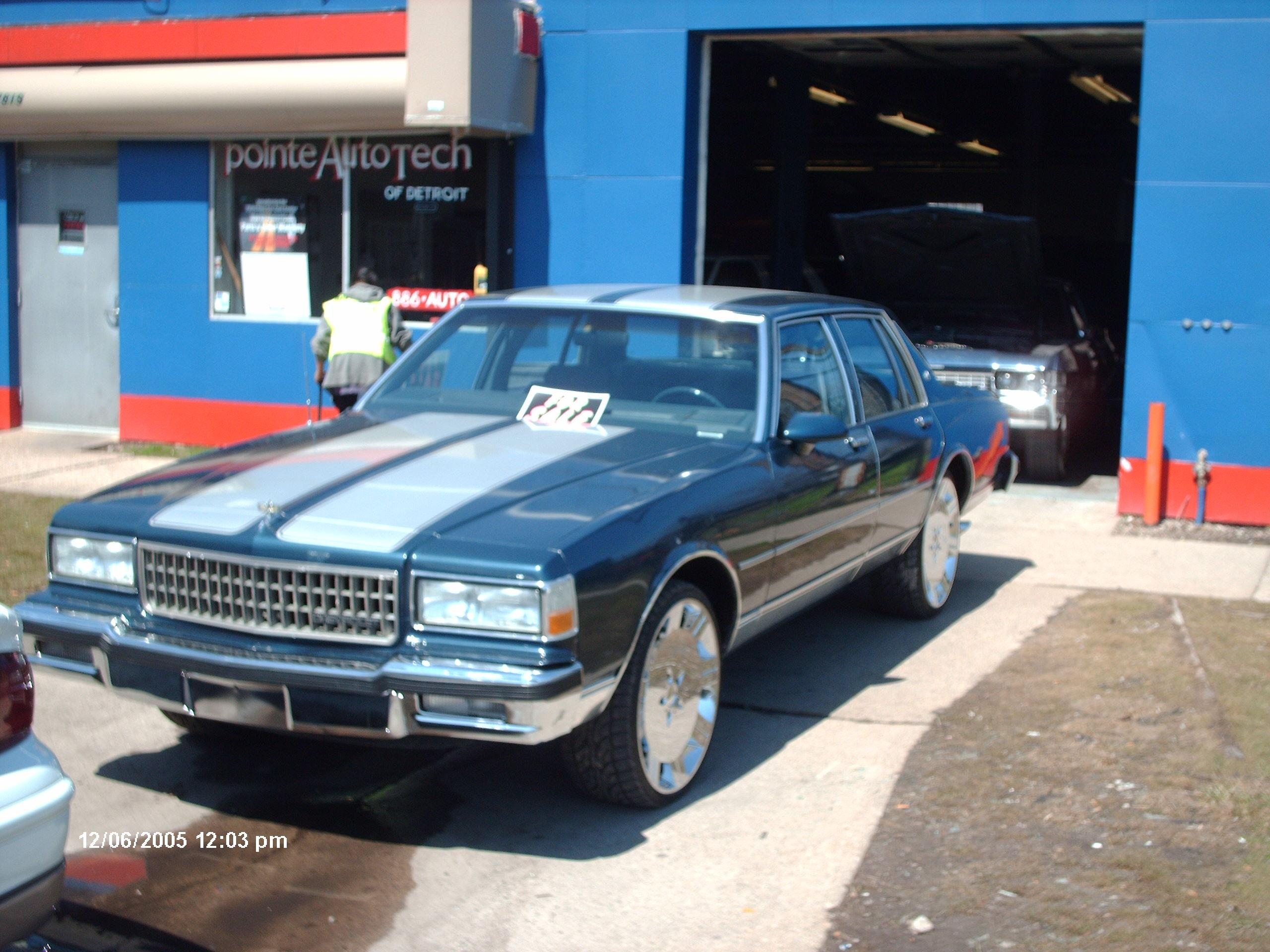 509boyscustoms 1990 Chevrolet Caprice Classic 14305395