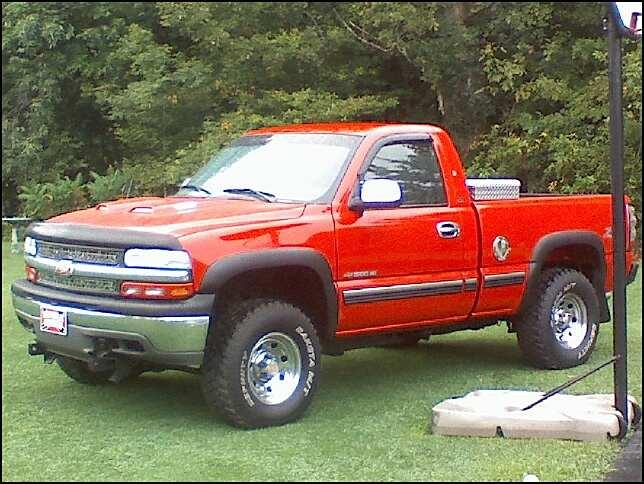 Motormadness798's 1999 Chevrolet Silverado 1500 Regular Cab
