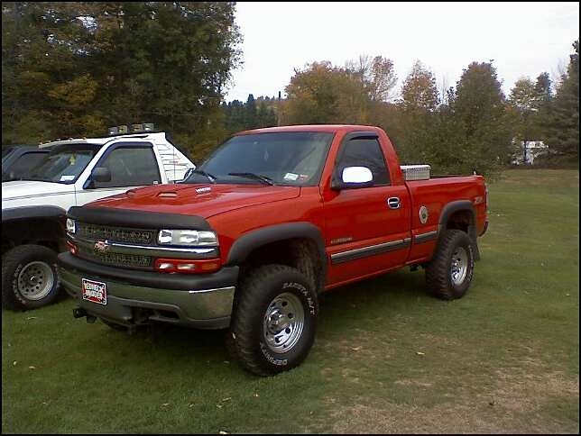 Motormadness798 1999 Chevrolet Silverado 1500 Regular Cab 14306239