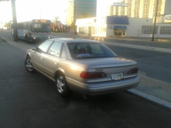 gwspaid3s 1995 Ford Taurus