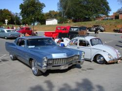 98xj's 1967 Cadillac DeVille