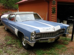 98xjs 1967 Cadillac DeVille 