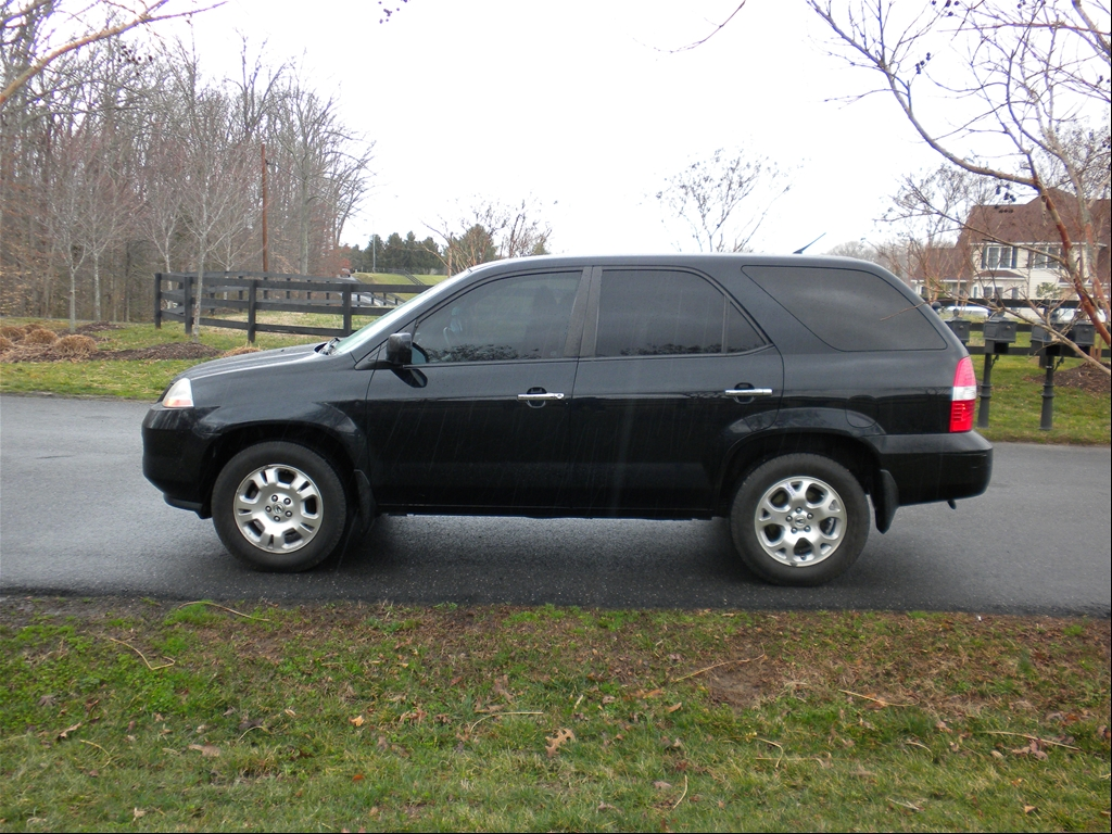 2002 Acura MDX Sport Utility 4D
