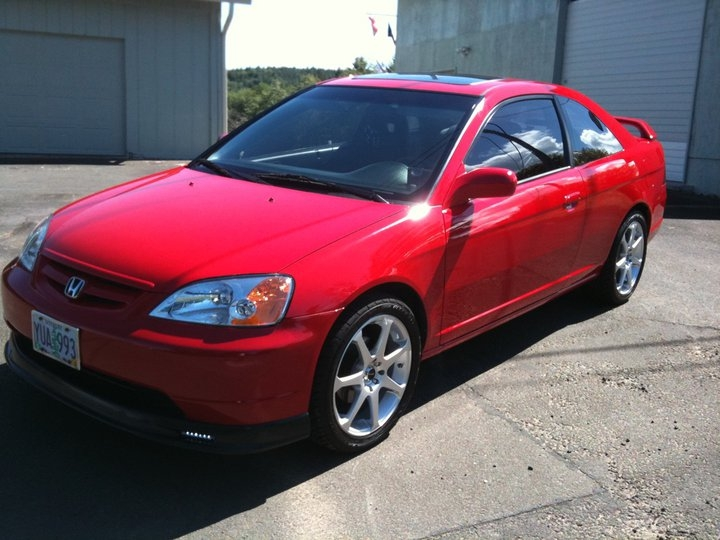 bud goodell 2002 honda civicex coupe 2d specs photos modification info at cardomain. Black Bedroom Furniture Sets. Home Design Ideas