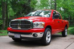 jmgak47s 2007 Dodge Ram 1500 Quad Cab
