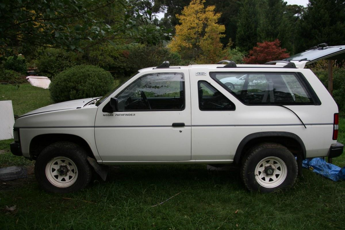 Another Blkfxx 1987 Nissan Pathfinder post... - 14309890