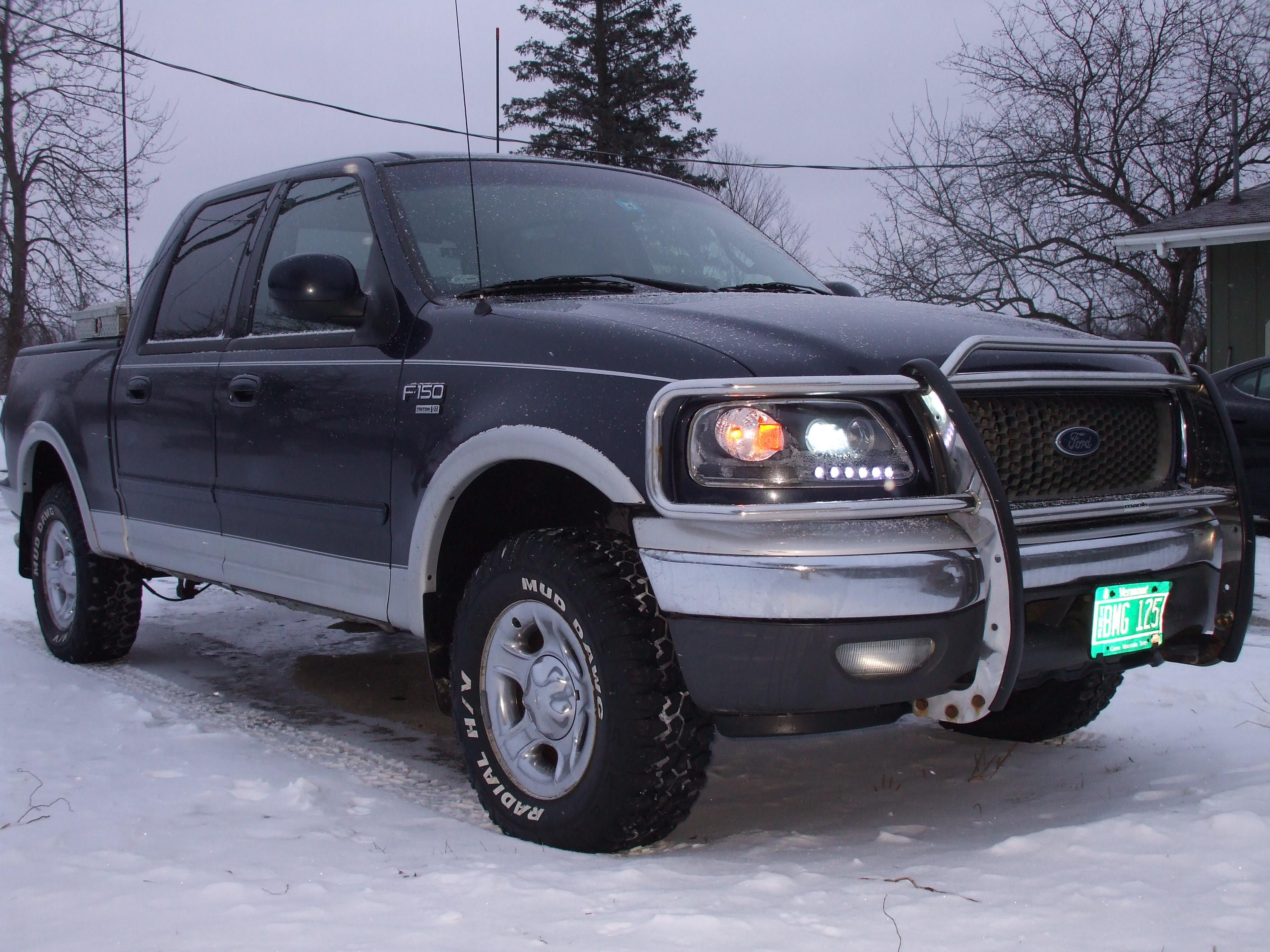 2001 F150 Supercrew >> iceicedavey 2001 Ford F150 SuperCrew Cab Specs, Photos