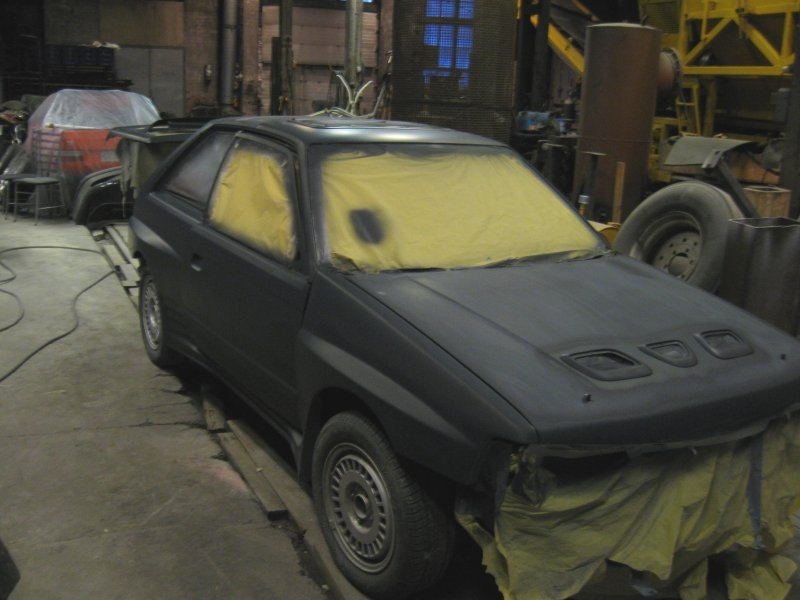 Another Mazda323GTS 1988 Mazda 323 post... - 14310606