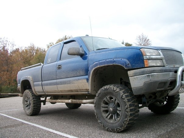 Chevy silverado 6 inch lift submited images
